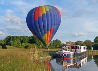 La Belle Epoque hot air balloon