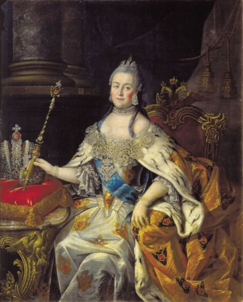 Catherine II Empress of Russia