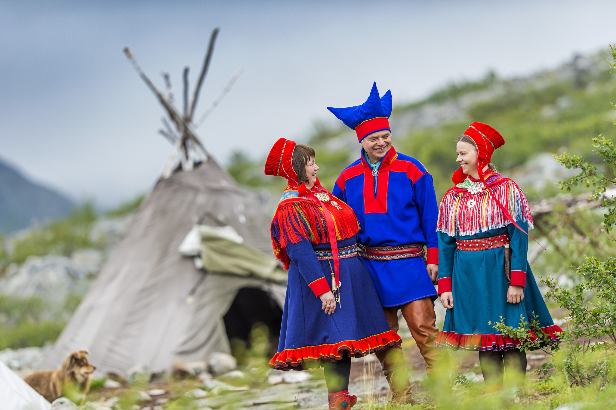 sami culture indigenous meet europes only holidays footprint