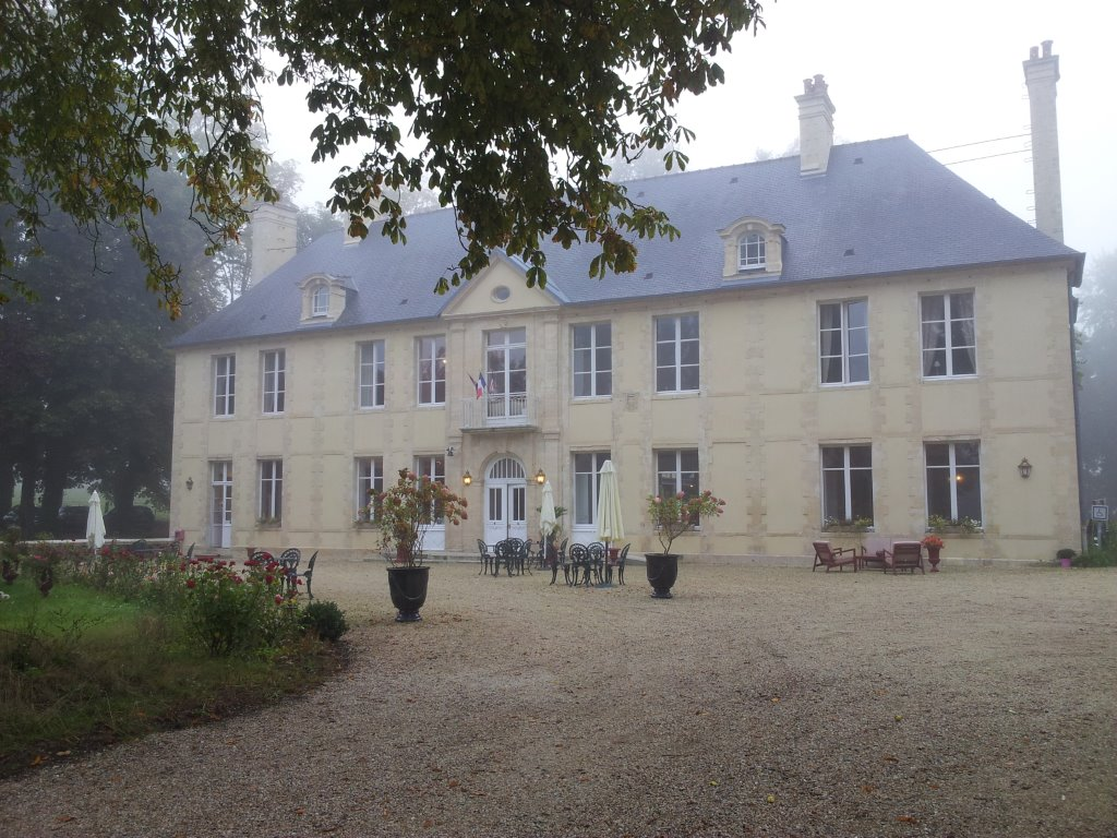 chateau in Bayeux