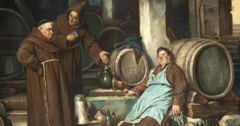 German monk brewers